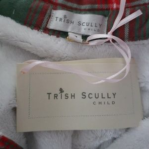 trish scully Shirts & Tops - Trish Scully boy lined button front shirt